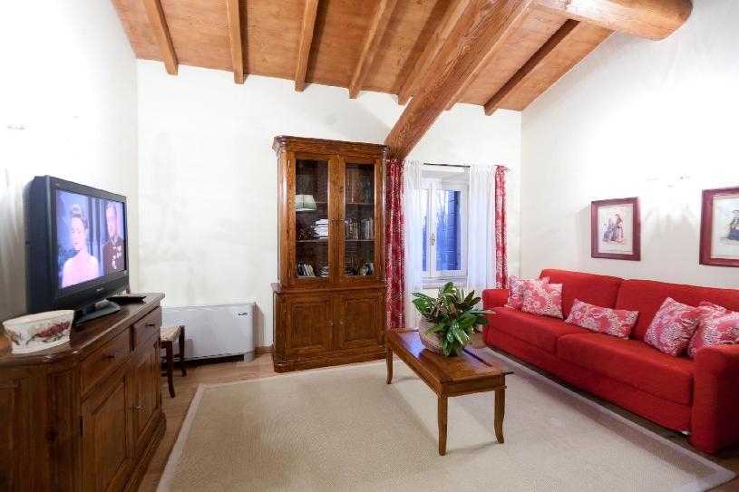Italien Verona Corte Paradiso Golf Appartement  - 02