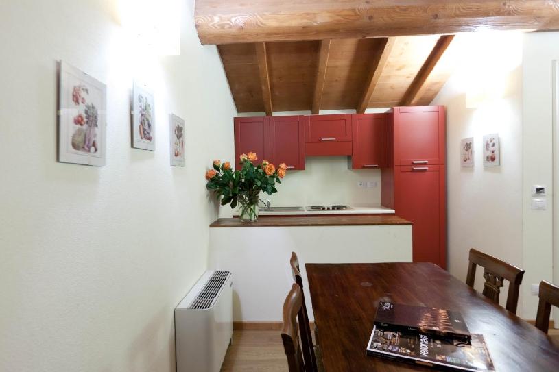Italien Verona Corte Paradiso Golf Appartement  - 03