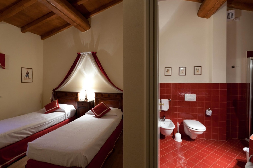 Italien Verona Corte Paradiso Golf Appartement  - 04