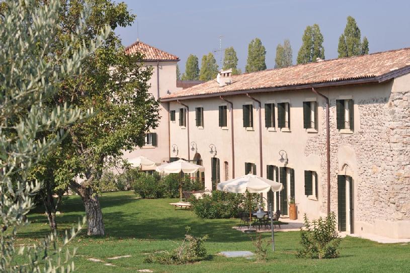 Italien Verona Corte Paradiso Golf Appartement  - 07