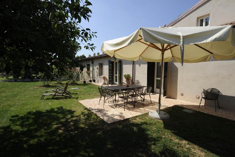Italien Verona Corte Paradiso Golf Appartement  - 08