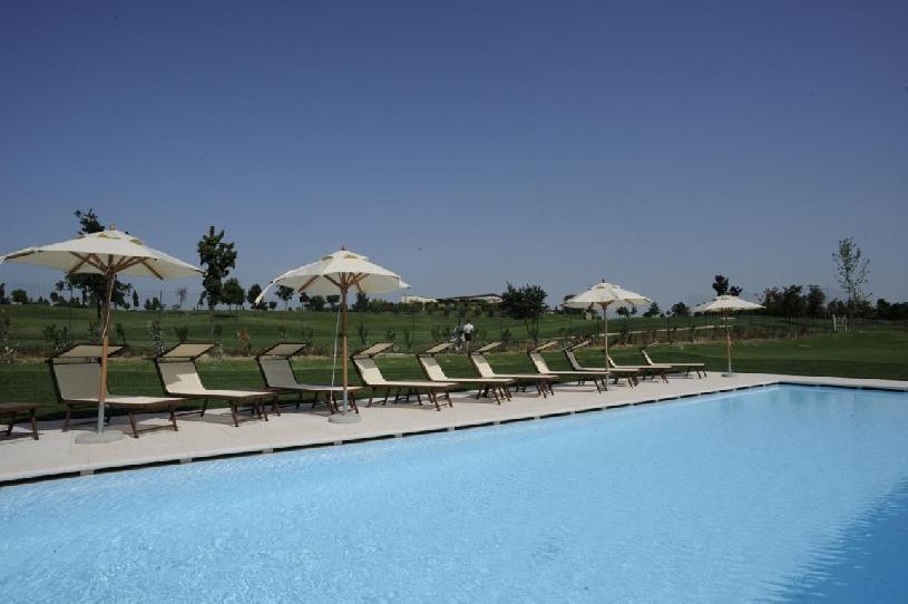 Italien Verona Corte Paradiso Golf Appartement  - 09