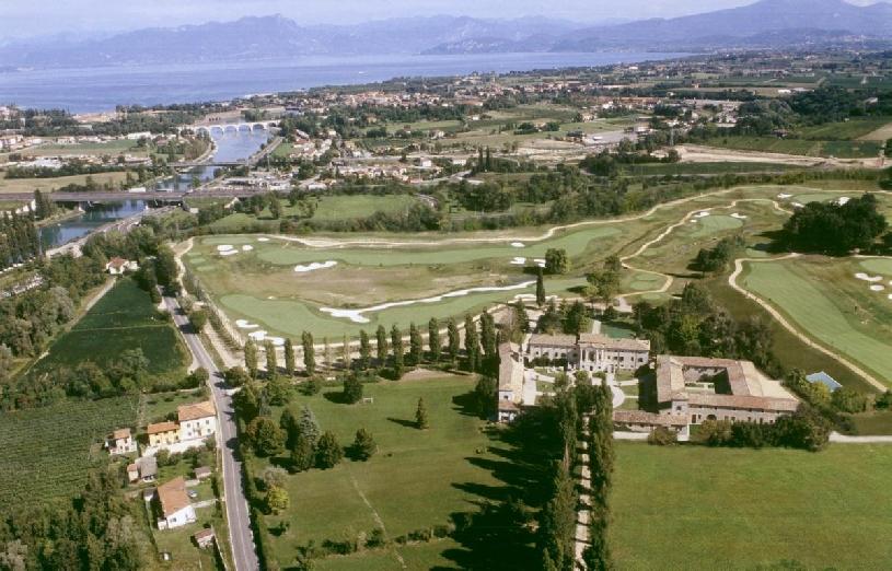 Italien Verona Corte Paradiso Golf Appartement  - 10