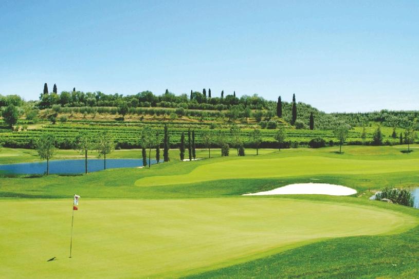 Italien Verona Corte Paradiso Golf Appartement  - 11