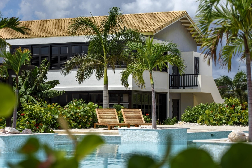 Karibik Curacao Blue Bay Golf Resort Duplex Apt 2 SZ - 02