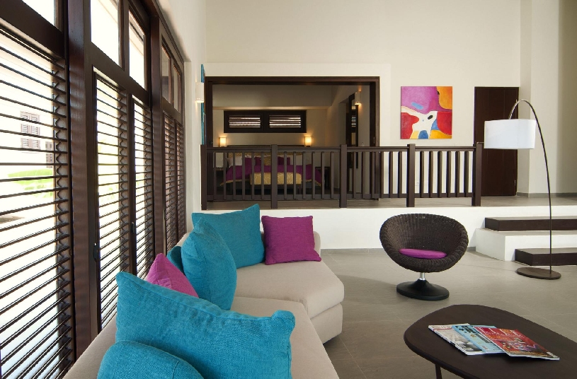 Karibik Curacao Blue Bay Golf Resort Duplex Apt 2 SZ - 08