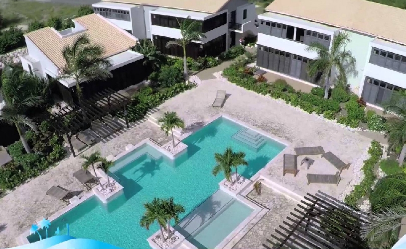 Karibik Curacao Blue Bay Golf Resort Duplex Apt 2 SZ - 09