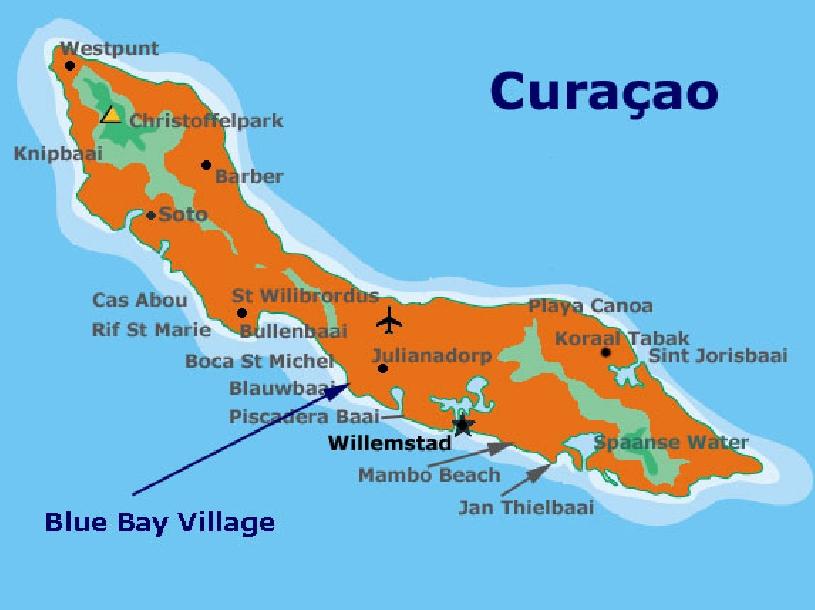 Karibik Curacao Blue Bay Golf Resort Duplex Apt 2 SZ - 14