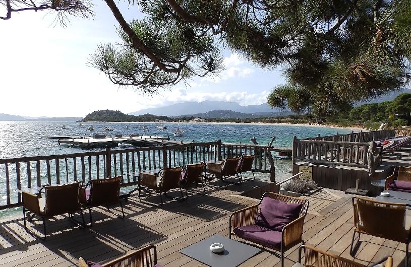 Korsika Grand Hotel Cala Rossa  - 02