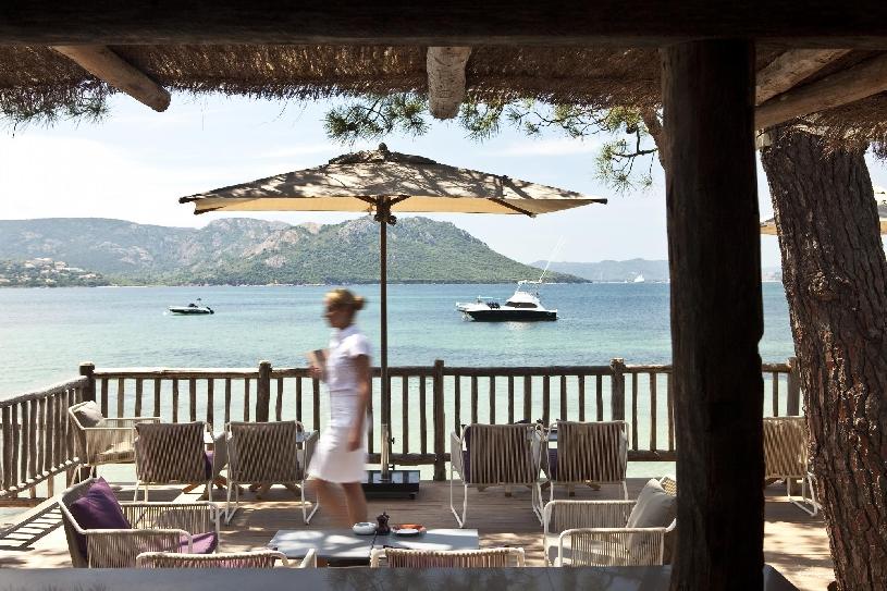 Korsika Grand Hotel Cala Rossa  - 04