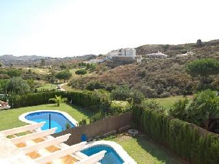La Cala Costa del Sol Golfimmoblie Villa mit Pool am Golfplatz