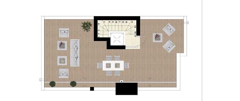 Costa del Sol La Cala Golf Resort Appartement Neubau - 11