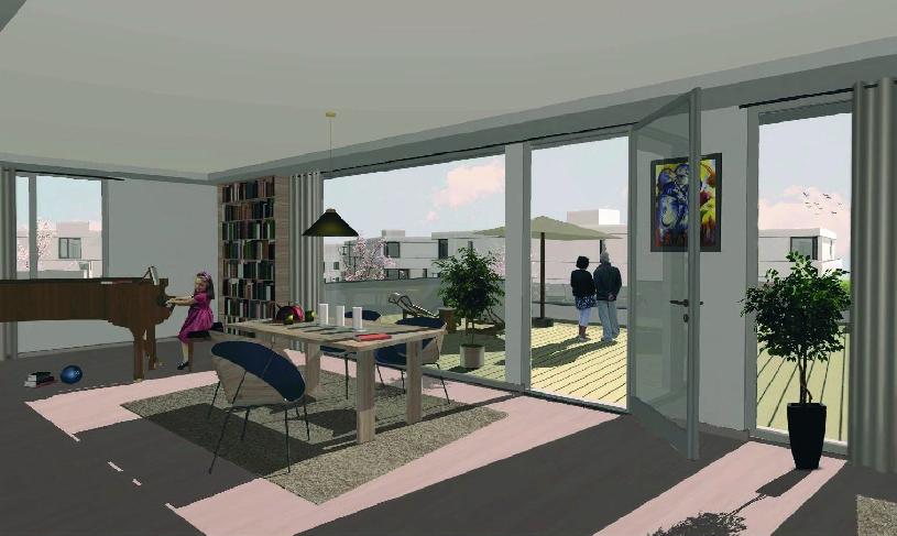 Stade Immobilien Eigentum am Golfclub Deister Mühle 2 ZW - 04