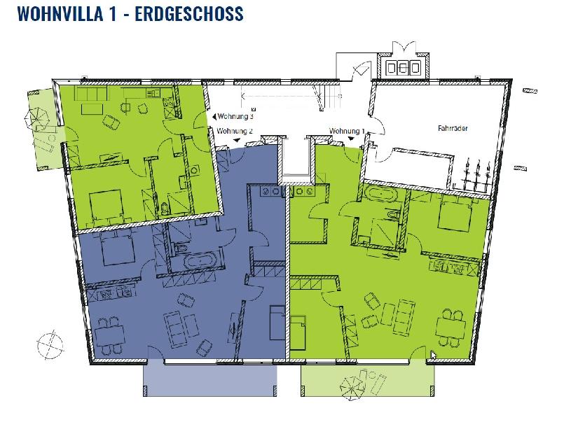 Stade Immobilien Eigentum am Golfclub Deister Mühle 2 ZW - 07