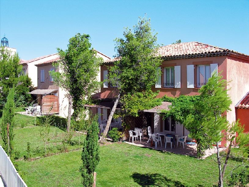 Frankreich Provence Golf de Pont Royal Ferienhaus Oliviers - 01