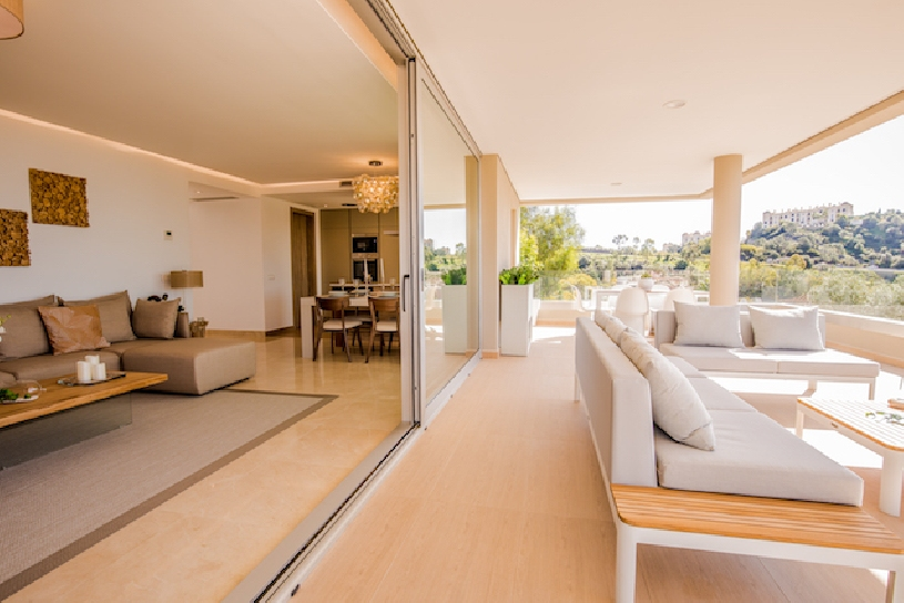 Spanien, Costa del Sol, Luxusapartments am Golfplatz - 02