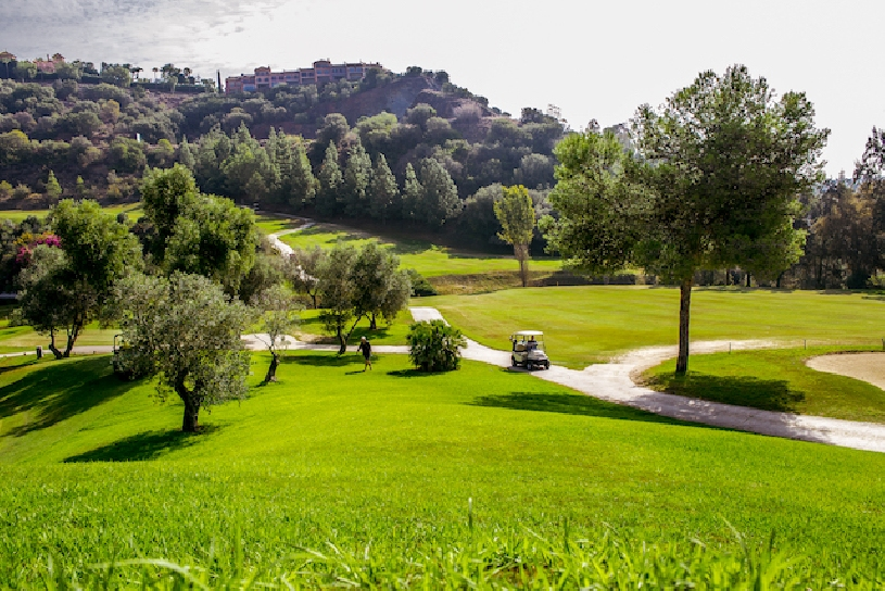 Spanien, Costa del Sol, Luxusapartments am Golfplatz - 07