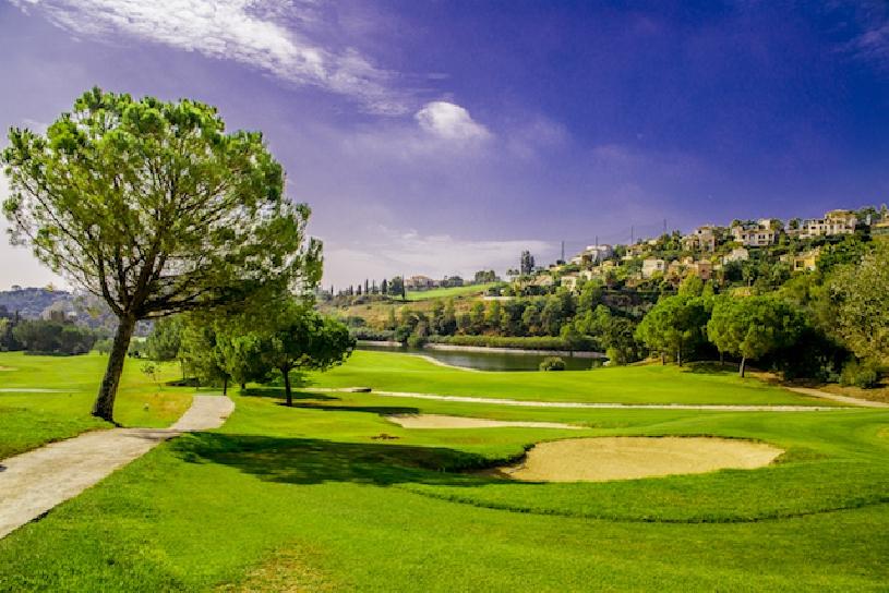 Spanien, Costa del Sol, Luxusapartments am Golfplatz - 08