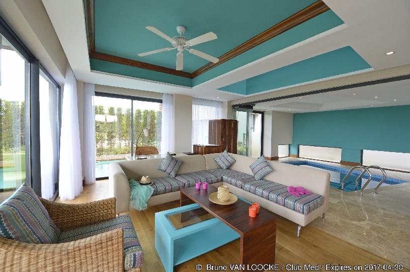 Club Med Belek Strandvilla  - 12