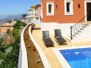 Madeira Estate Pool Villa  3SZ