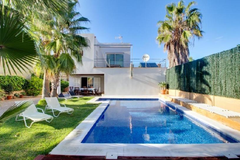 Mallorca Alcudia Montferrutx Poolvilla 4 SZ - 01