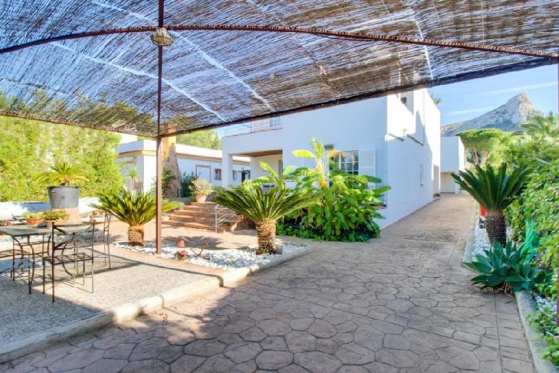 Mallorca Alcudia Montferrutx Poolvilla 4 SZ - 03
