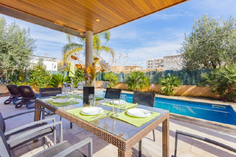 Mallorca Alcudia Poolvilla 3 SZ - 10