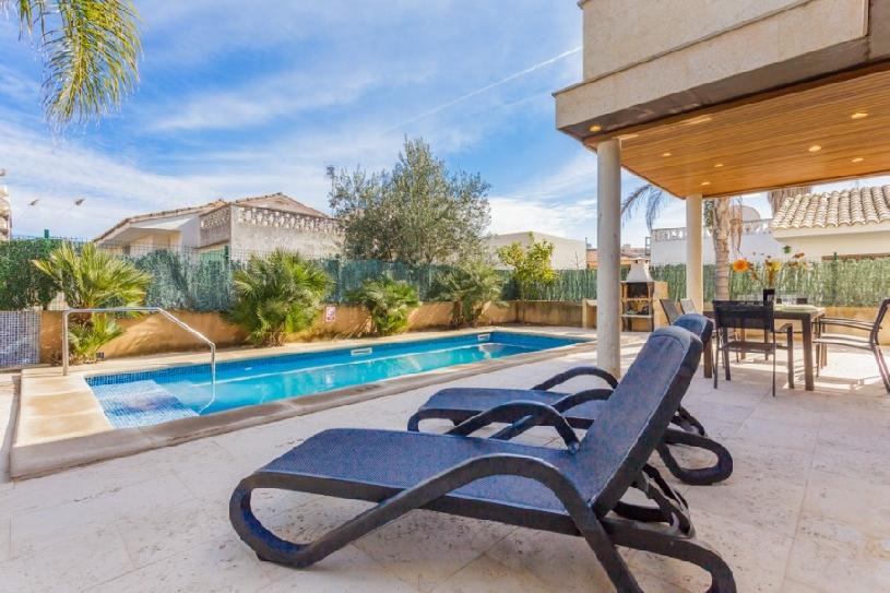 Mallorca Alcudia Poolvilla 3 SZ - 11