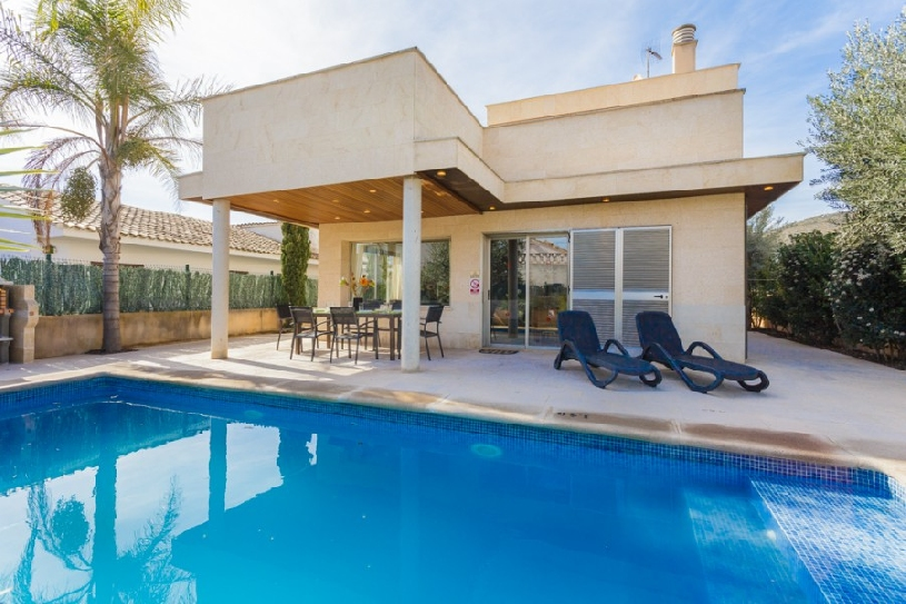 Mallorca Alcudia Poolvilla 3 SZ - 12