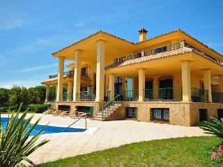 Golfimmobilie Spanien Sotogrande Villa mit 6 Schlafzimmern