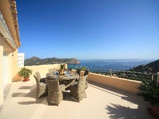 Mallorca Canyamel Luxus Golf Villa mit Meerblick