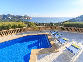 Mallorca Canyamel Panorama Villa