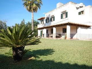 Mallorca Finca am Alcanada Golfplatz