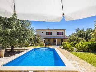 Mallorca Pollenca La Font Villa mit Pool