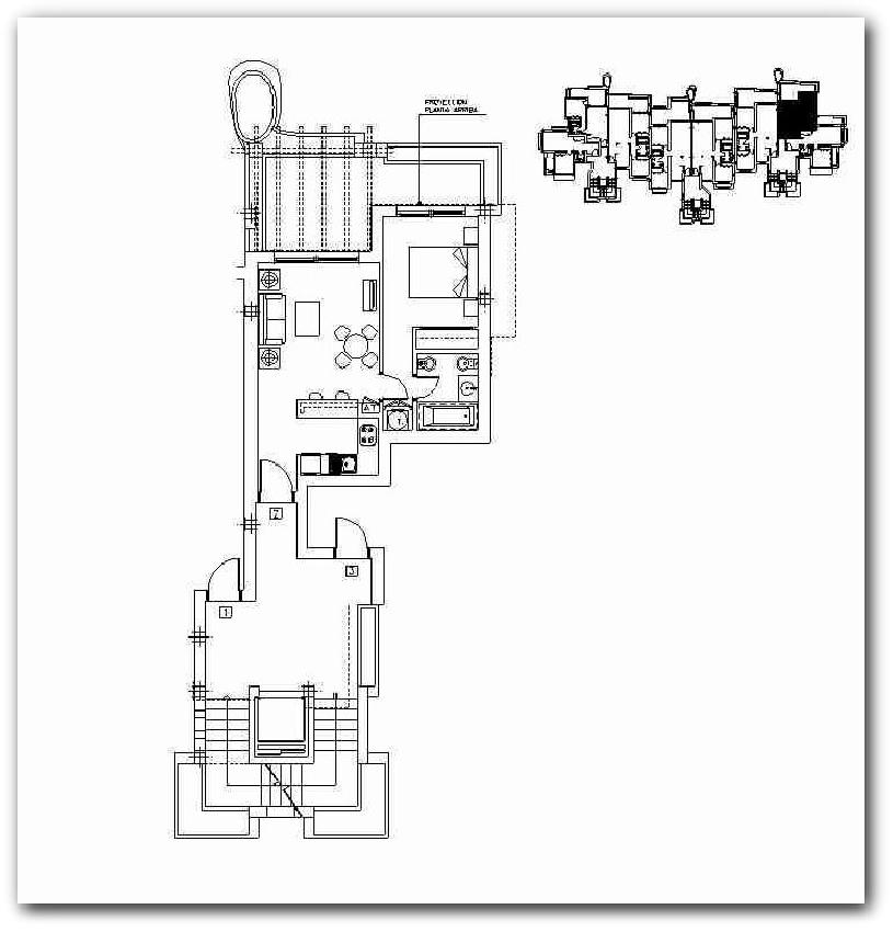 Mar Menor Appartement 1 SZ - 09