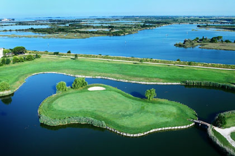 Marina Suite Golf Grado - 09
