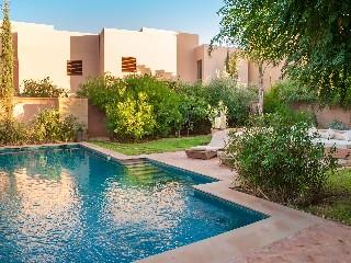 Marokko Al Maaden Golfvilla Deluxe 3 SZ