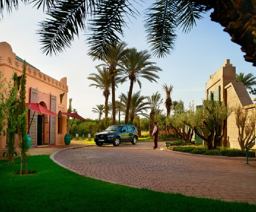 Marokko Palmeraie Golf Apartment - 01