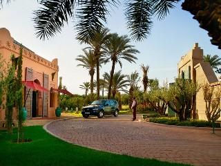 Marokko Palmeraie Golf Apartment