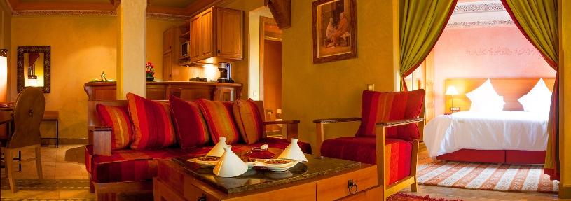 Marokko Palmeraie Golf Apartment - 02