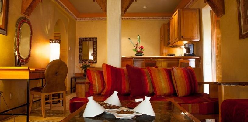 Marokko Palmeraie Golf Apartment - 03