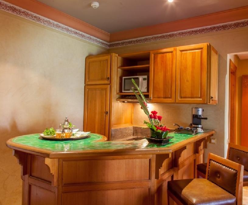 Marokko Palmeraie Golf Apartment - 04