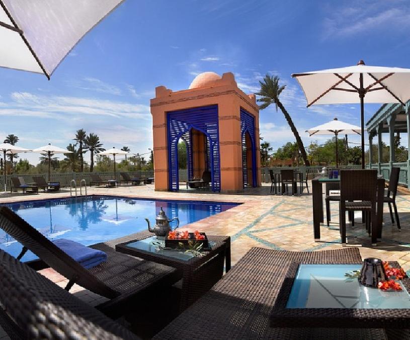 Marokko Palmeraie Golf Apartment - 06
