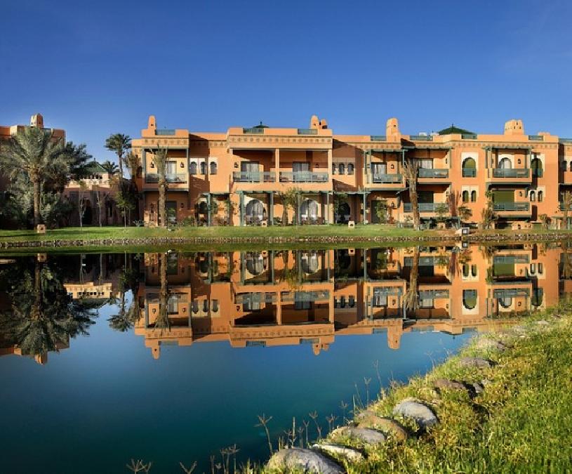 Marokko Palmeraie Golf Apartment - 09