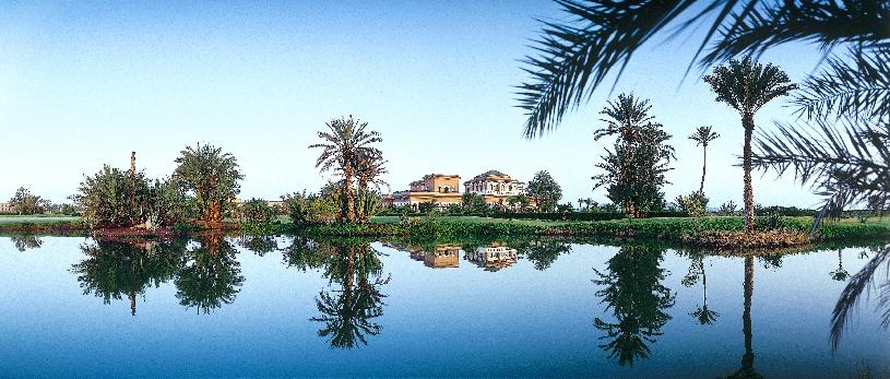 Marokko Palmeraie Golf Apartment - 10