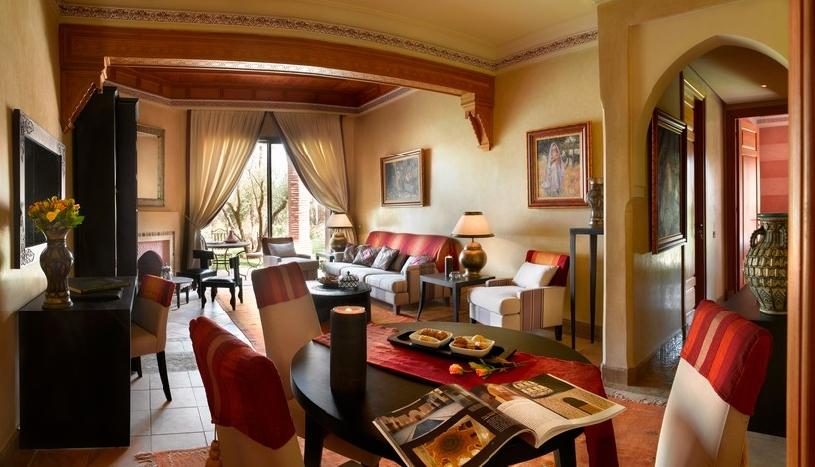 Marokko Palmeraie Golf Apartment 2 - 01