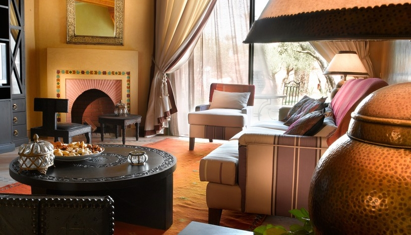 Marokko Palmeraie Golf Apartment 2 - 02