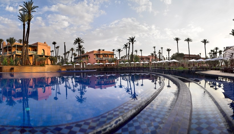 Marokko Palmeraie Golf Apartment 2 - 03