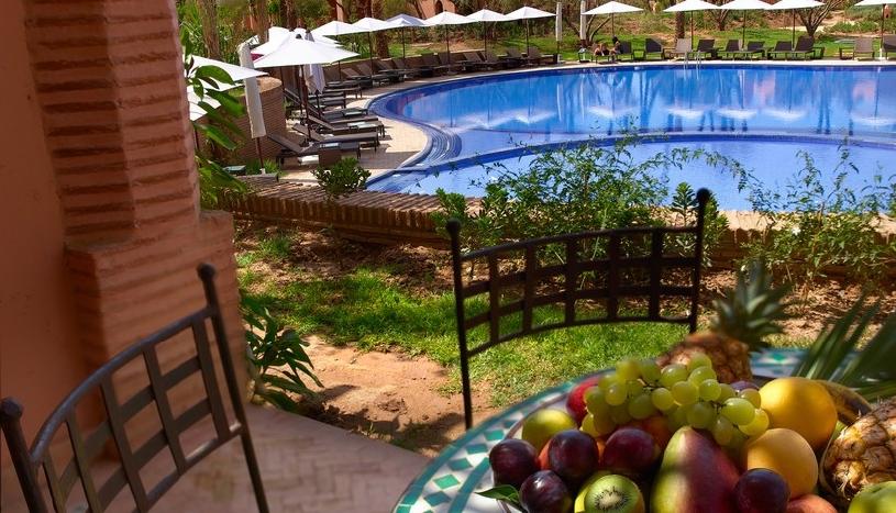 Marokko Palmeraie Golf Apartment 2 - 04