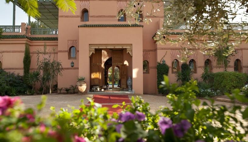 Marokko Palmeraie Golf Apartment 2 - 07